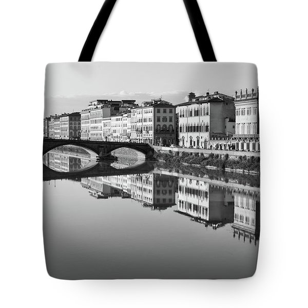 Arno Reflections 1 Tote Bag