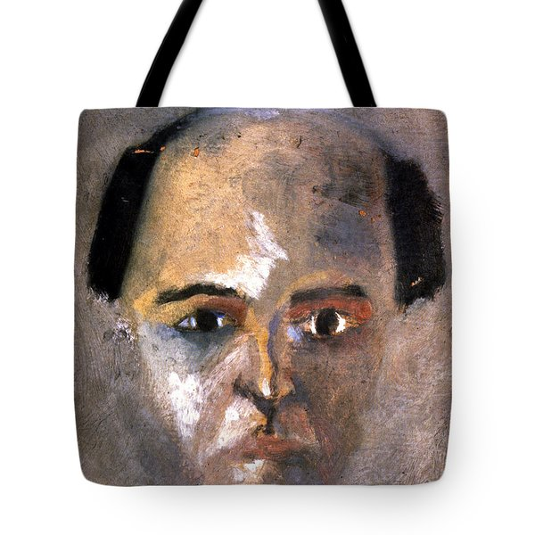 Arnold Schoenberg Tote Bag