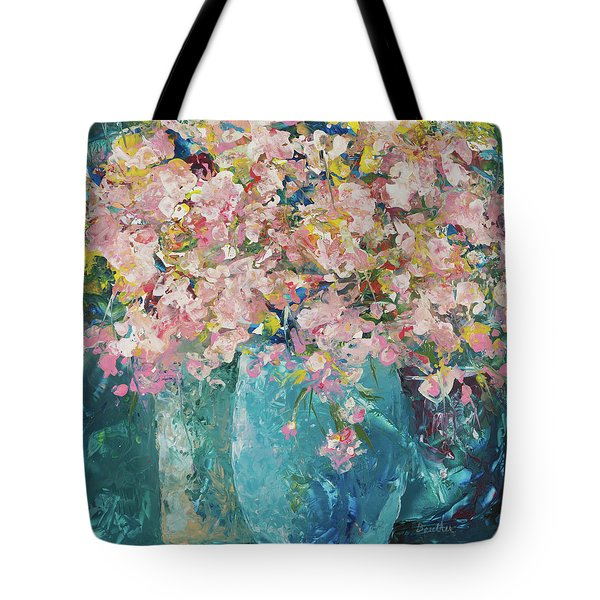 Aroma Therapy Tote Bag
