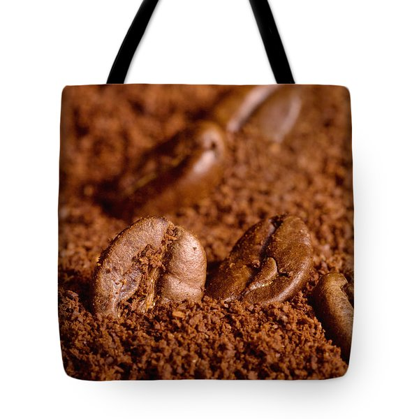 Aromatic Coffe Beans  Tote Bag