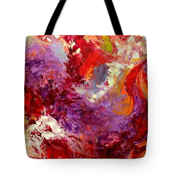 Aromatic Mixtures Tote Bag