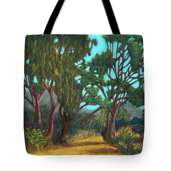 Around The Bend 02 Tote Bag
