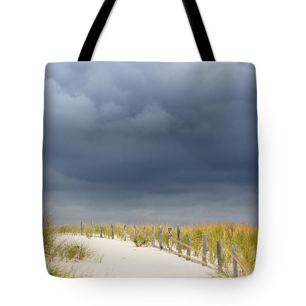Tote Bag featuring the photograph Around The Bend by Dana DiPasquale