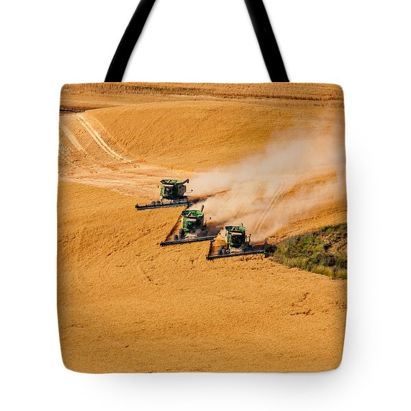 Around The Bend Tote Bag by Mary Jo Allen