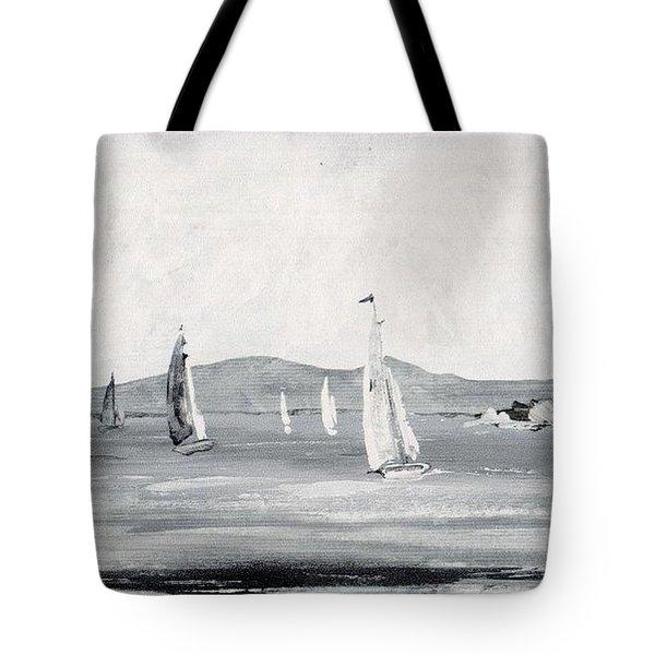 Around The Cape Tote Bag