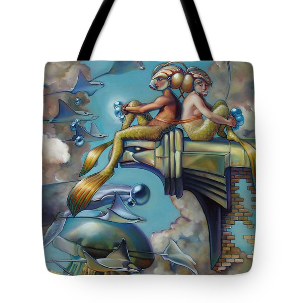 Array Of Hope And Change Tote Bag by Patrick Anthony Pierson