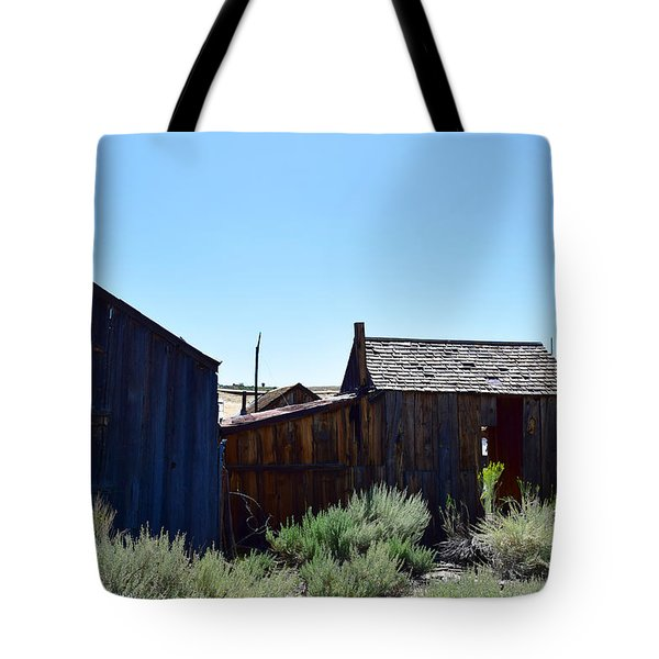 Arrested Decay Tote Bag