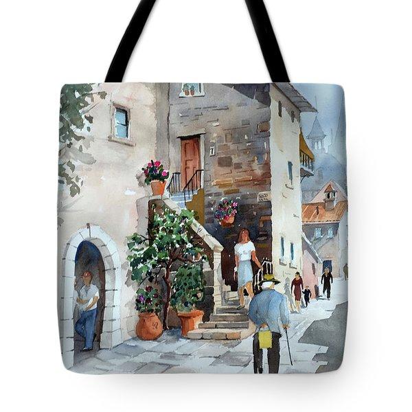 Arrezo-3 Tote Bag