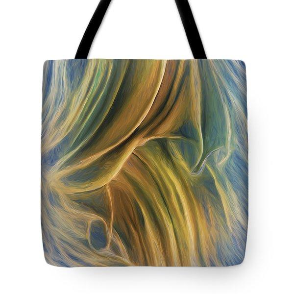 Arrhythmia And Blues Tote Bag