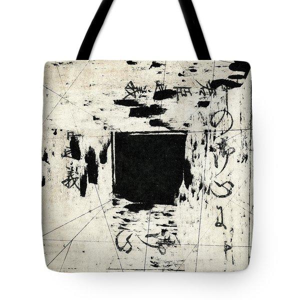 Arrhythmic Number One Tote Bag