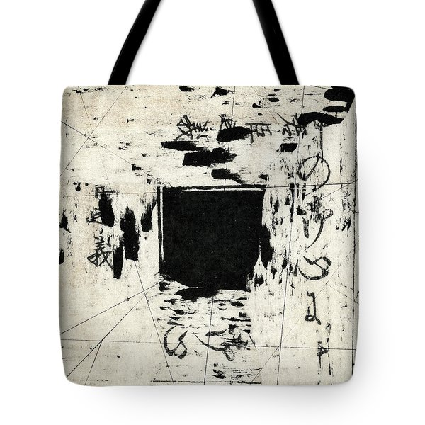 Arrhythmic Number One Tote Bag