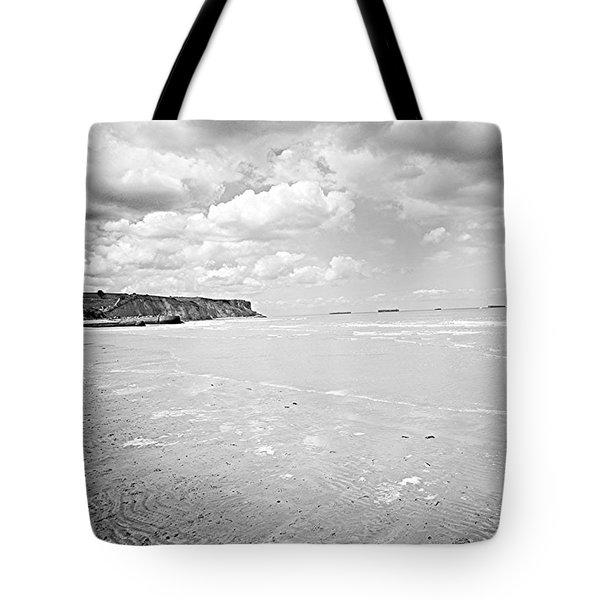 Arromanches-les-bain Tote Bag
