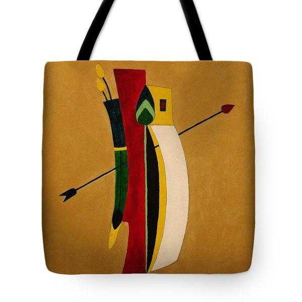 Arrow's Advantage Tote Bag