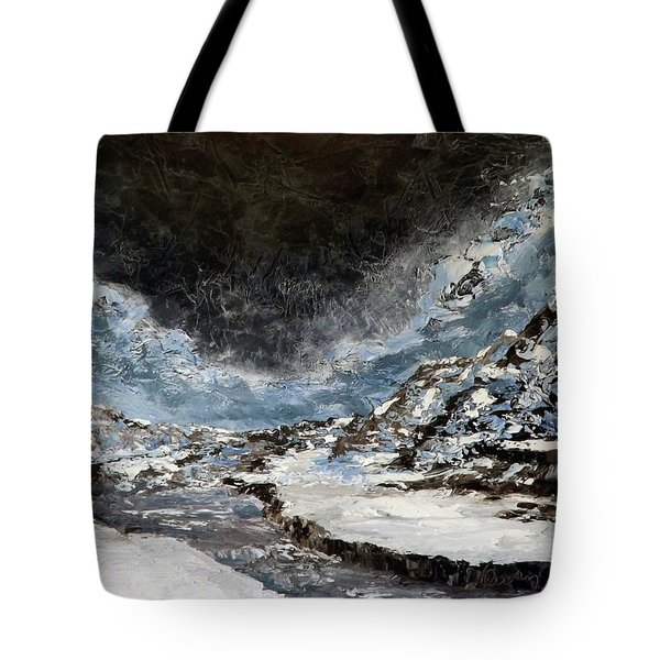 Arroyo Pass Tote Bag