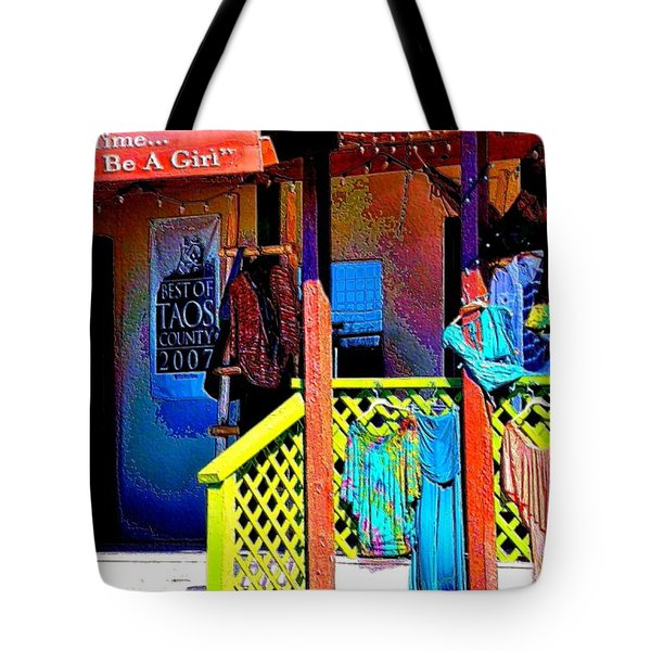 Arroyo Seco Store Tote Bag