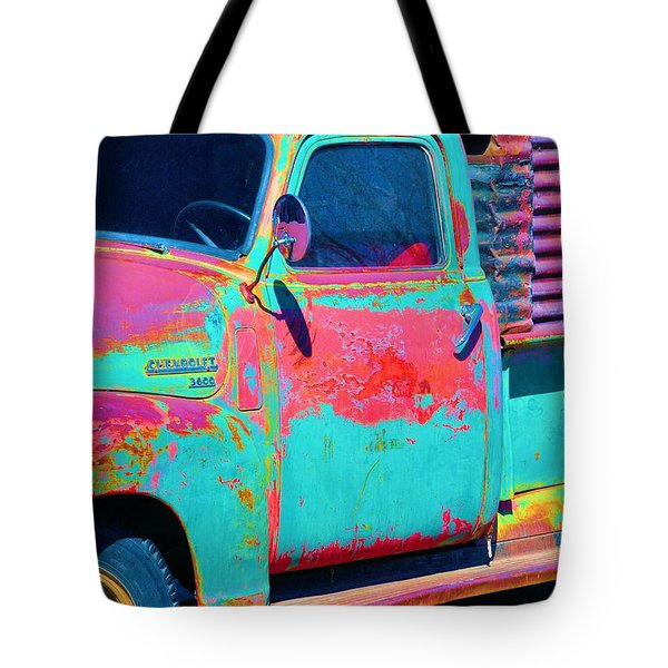 Arroyo Seco Truck 1 Tote Bag