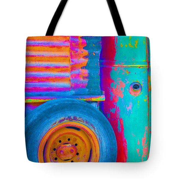 Arroyo Seco Truck 2 Tote Bag