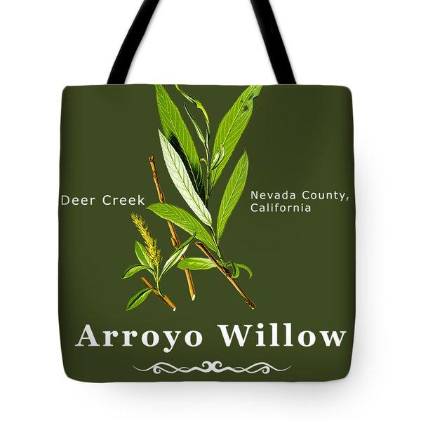 Arroyo Willow - Color Tote Bag