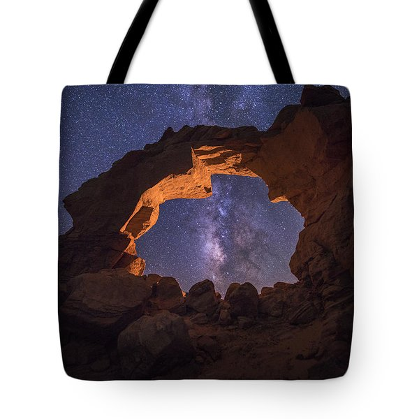 Arsenic Tote Bag by Dustin  LeFevre