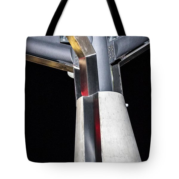 Art Center Roof Support Tote Bag