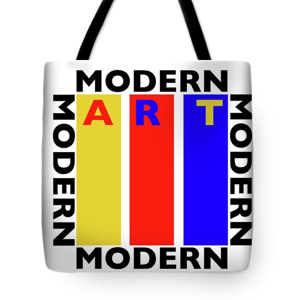 Art Tote Bag by Charles Stuart