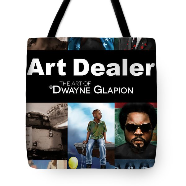 Art Dealer Promo 1 Tote Bag