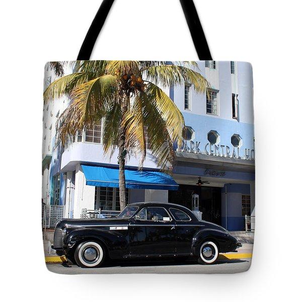 Art Deco @ Miami Beach Tote Bag