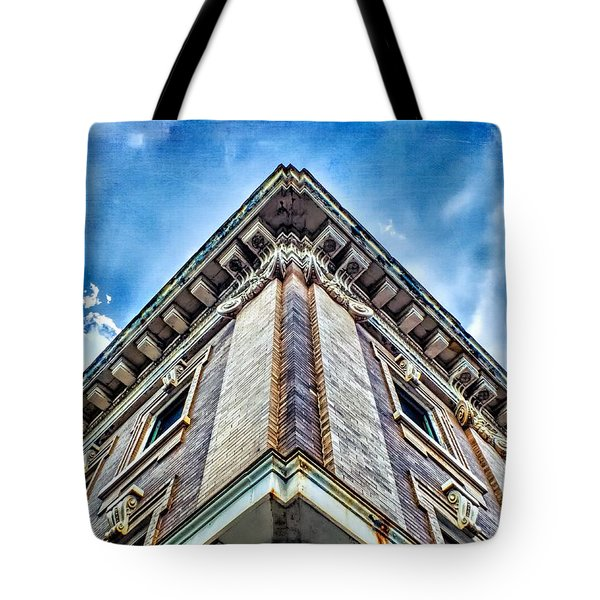 Art Deco Lexington Tote Bag