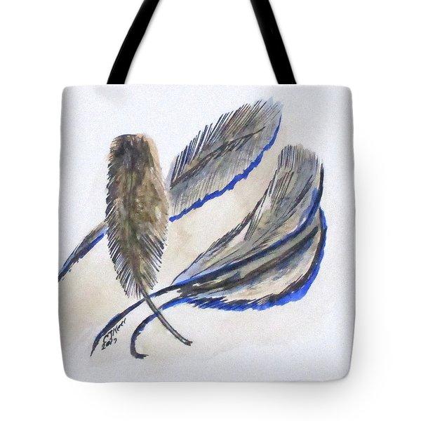 Art Doodle No. 21 Tote Bag