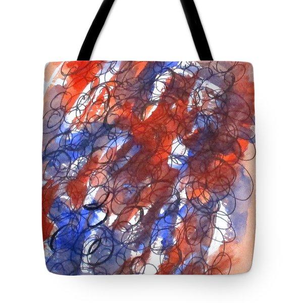 Art Doodle No. 28 Tote Bag