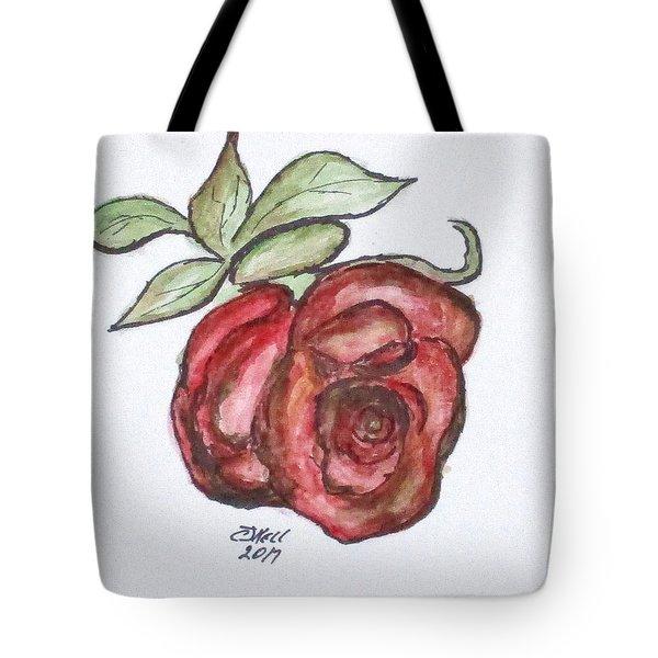 Art Doodle No. 29 Tote Bag
