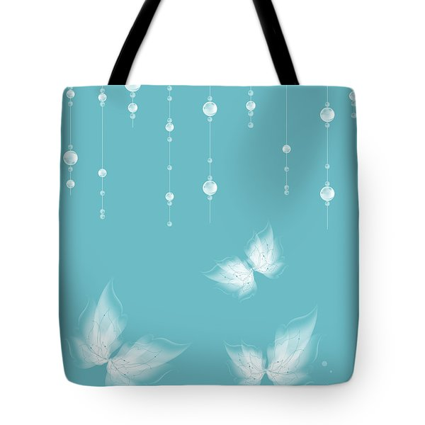 Art En Blanc - S11a Tote Bag by Variance Collections