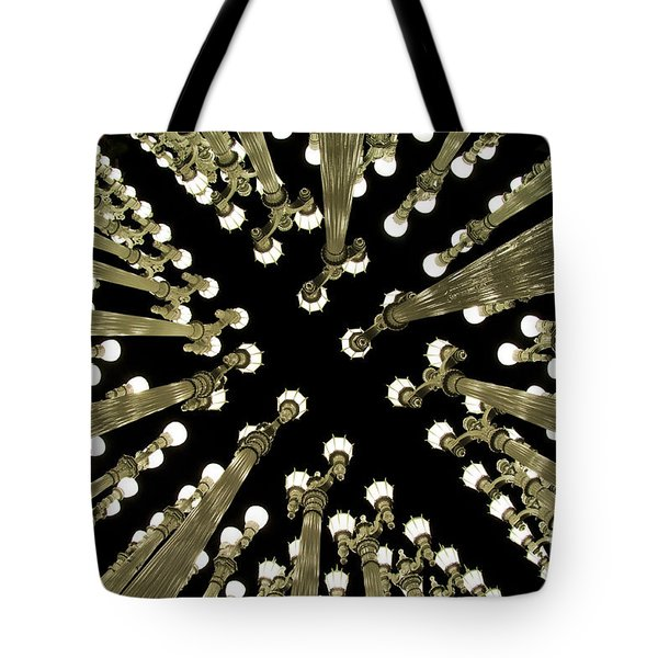 Art Exhibit In Beverly Hills 30 Tote Bag
