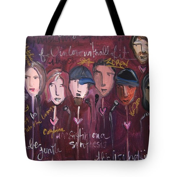 Art From Ashes 2010 Tote Bag