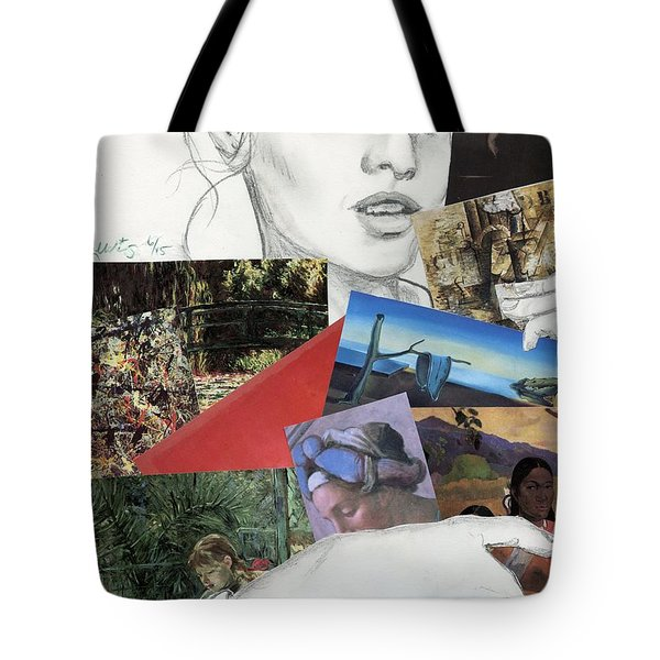 Art History Buff Tote Bag