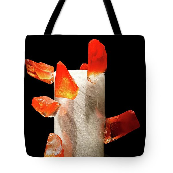 Art In Glass Tote Bag