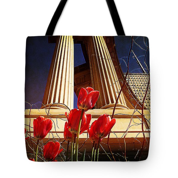 Art In The City Tote Bag