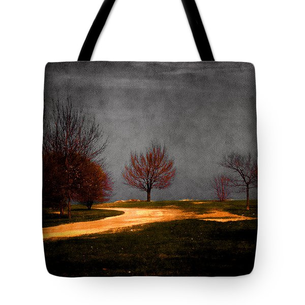 Art In The Park Tote Bag