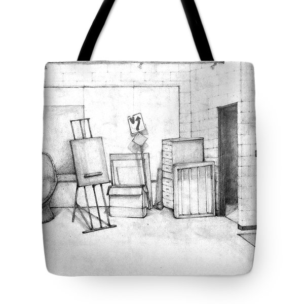 Art Intro Tote Bag by Hye Ja Billie