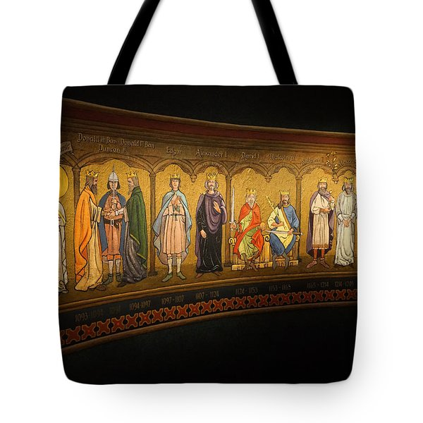 Tote Bag featuring the photograph Art Mural by Jeremy Lavender Photography