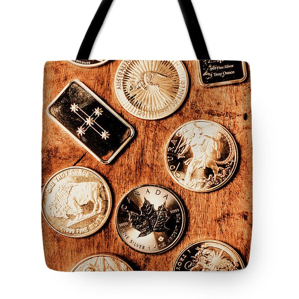 Art Of A Sliver Collector Tote Bag