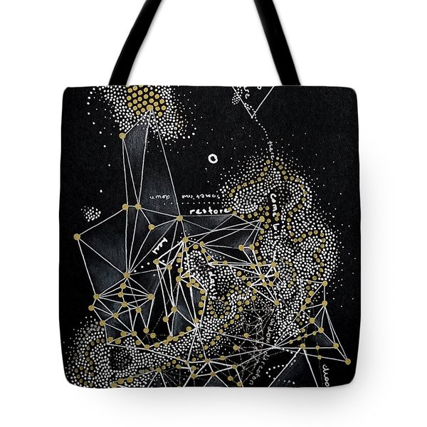Art Of Allowing Tote Bag