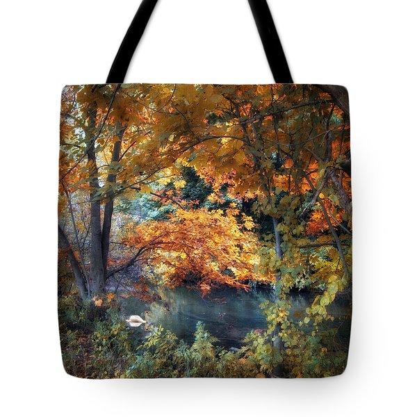 Art Of Autumn Tote Bag