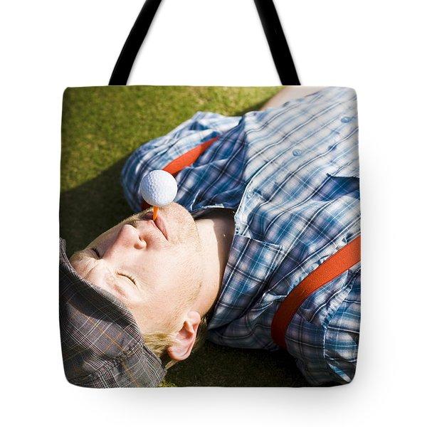 Art Of Balance Tote Bag