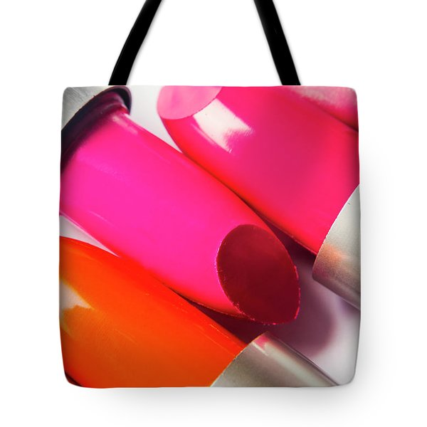 Art Of Beauty Products Tote Bag