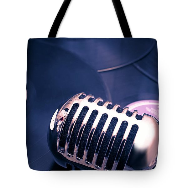 Art Of Classic Communication Tote Bag