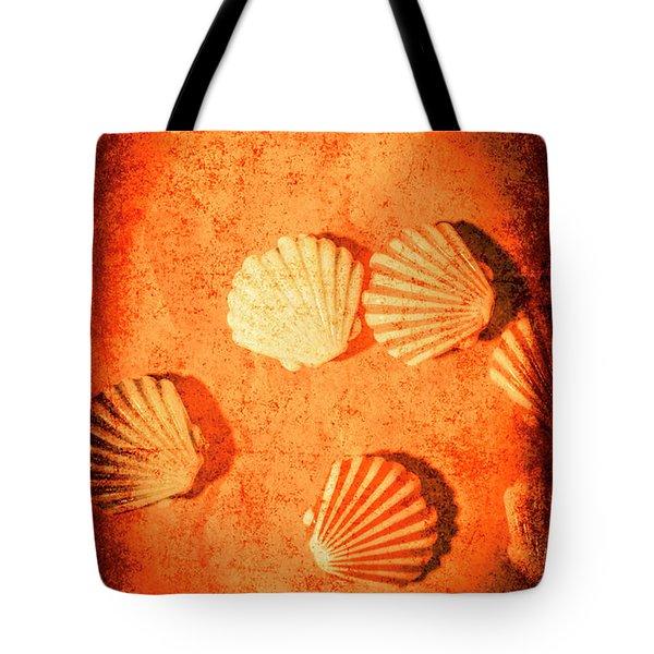 Art Of Lost Oceans Tote Bag