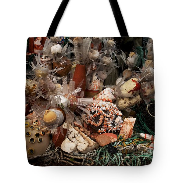 Art Of Recycling Tote Bag