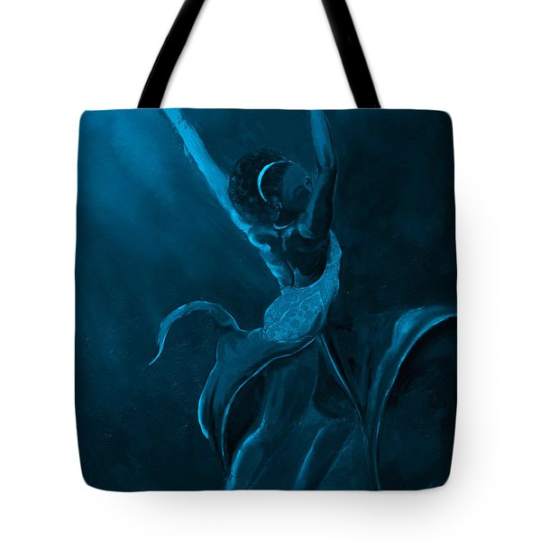 Art Of The Dance Tote Bag