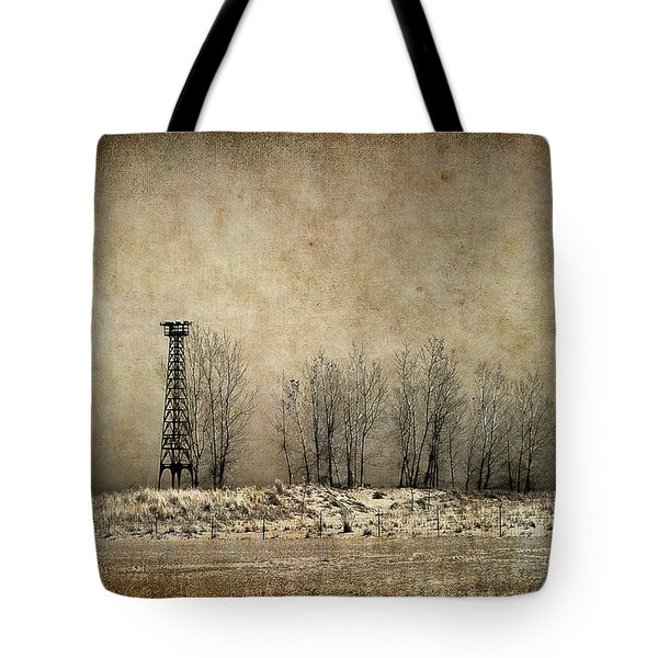 Art On The Beach Tote Bag